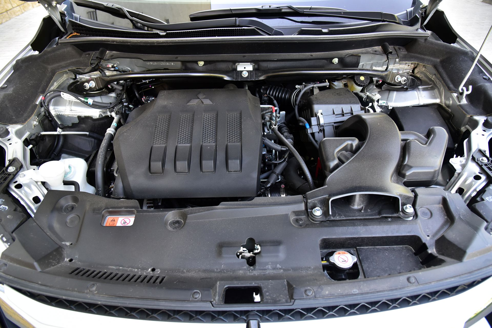 Mitsubishi Eclipse Cross 1.5 2WD Intense – тест