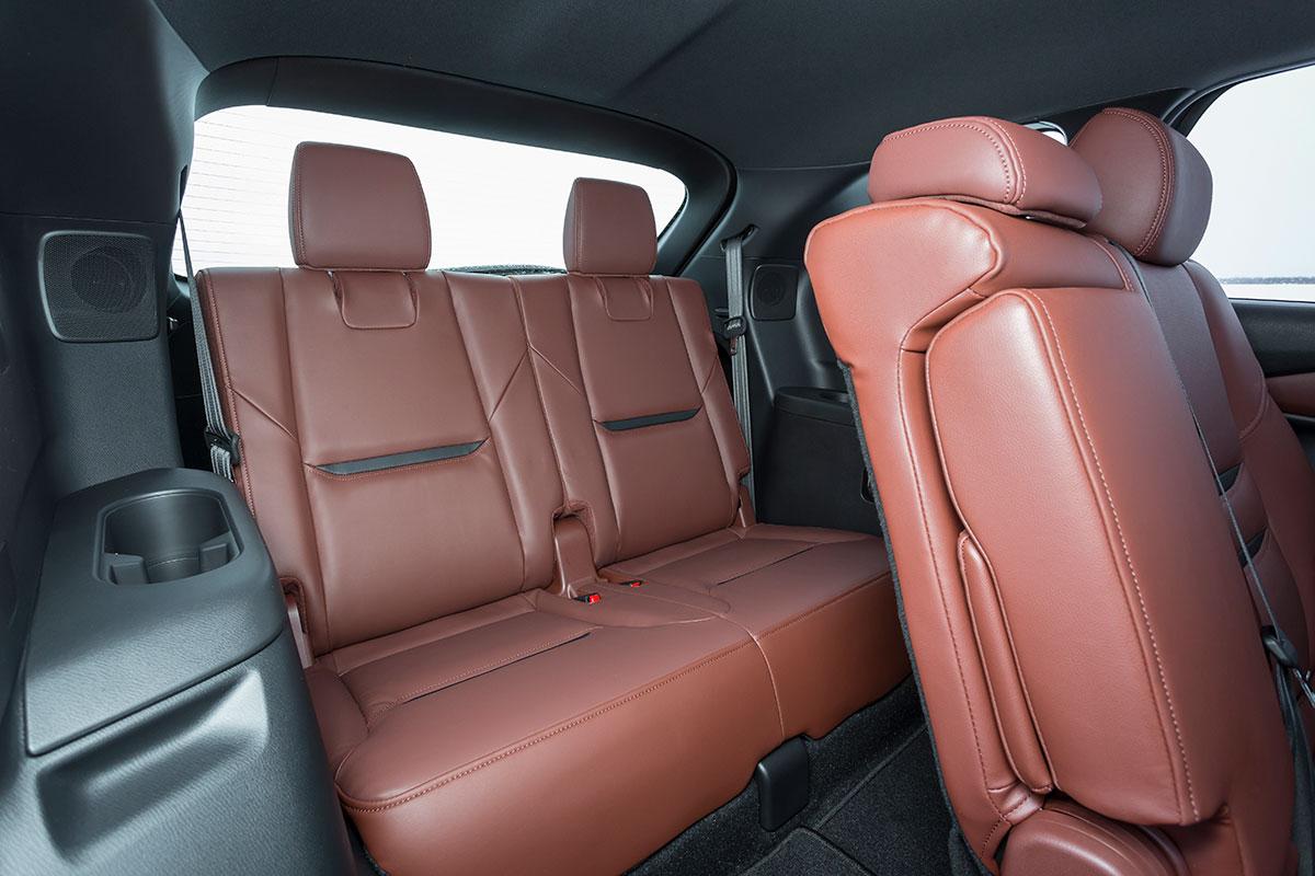 Mazda CX-9 2019 года: тест-драйв, фото и видео обзор, технические характеристики и отзывы эксплуатации