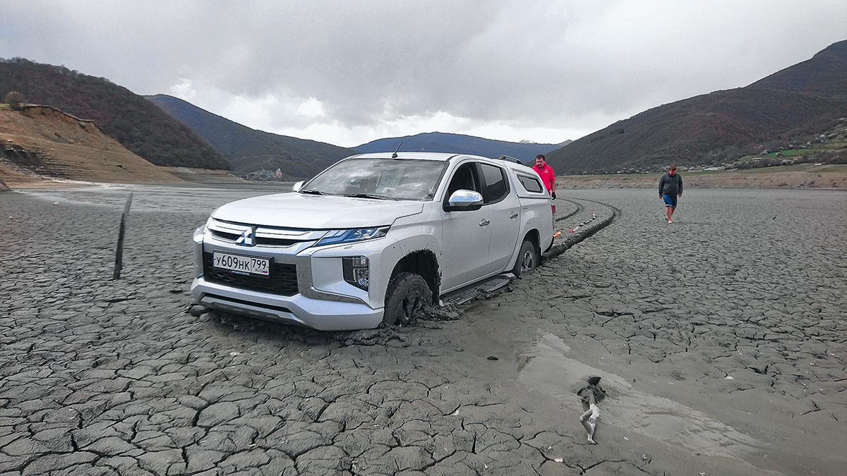 Тест Мицубиси Л200 2019 года: фото, обзор и технические характеристики