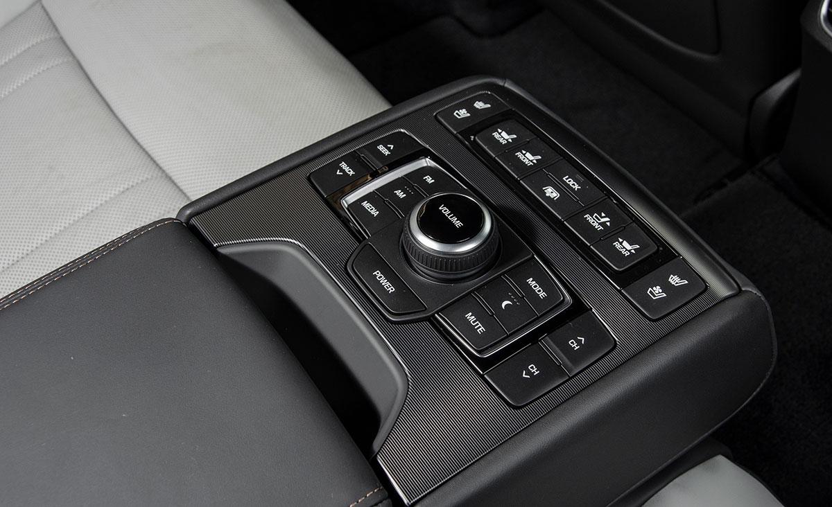 Genesis G80 Ultimate 2019: тест-драйв, фото и обзор, технические характеристики и отзывы эксплуатации