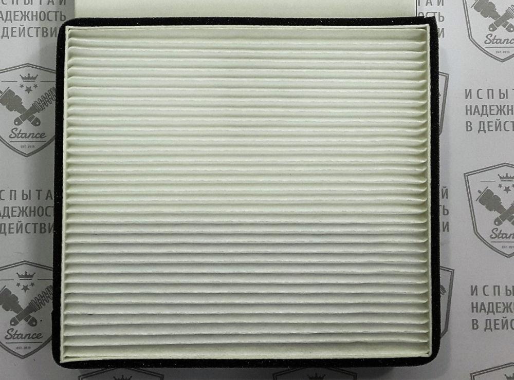 Как поменять фильтр салона Lifan Х60