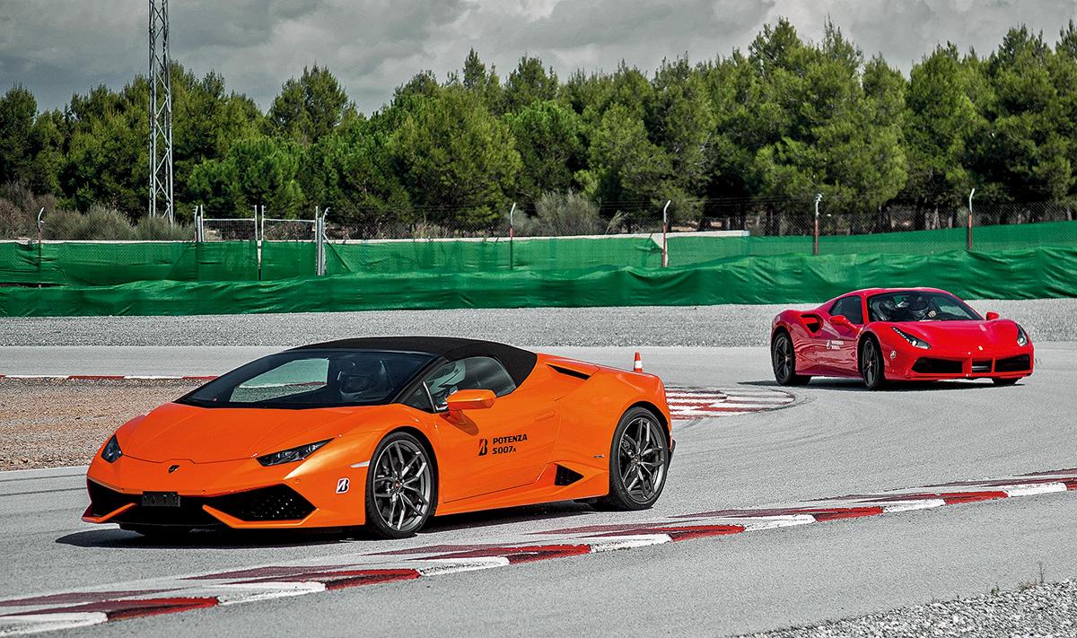Тест и обзор летних шин 2019 года Bridgestone Potenza S007A и Turanza T005