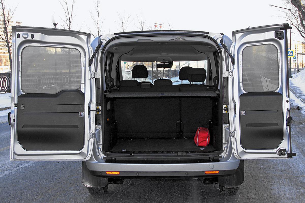 Тест Fiat Doblo Combi. Итальянский добродел