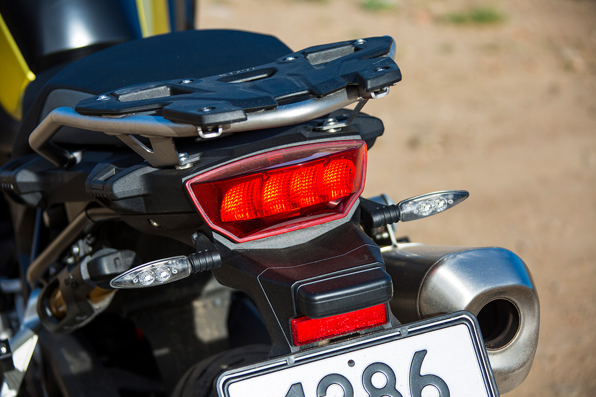 Тест BMW F 750 GS. Разбираем «по-косточкам» нового «гуся»