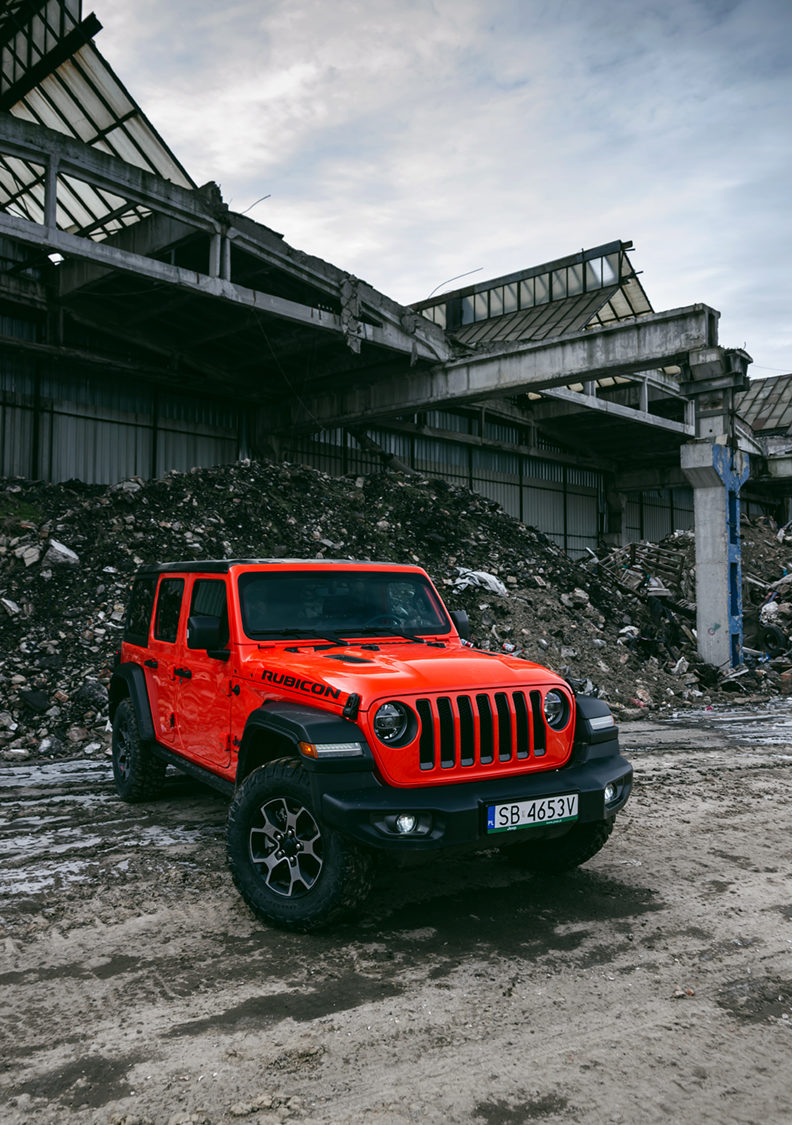 Jeep Wrangler Unlimited Rubicon 2.2 MultiJet 200 л.с.