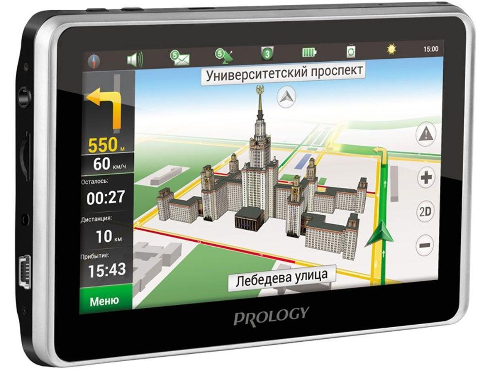 ТОП видеорегистраторов с функцией навигации в 2019 году