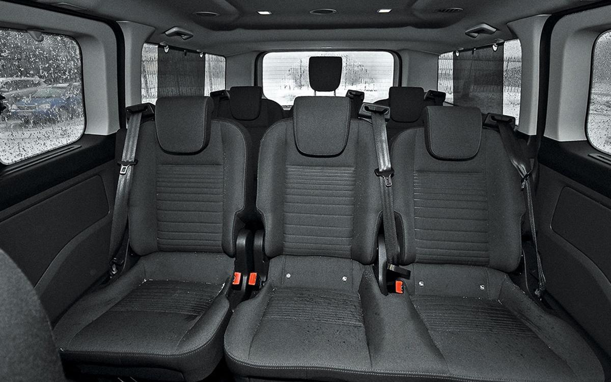 Тест-драйв Ford Tourneo Custom. Ваш личный автобус