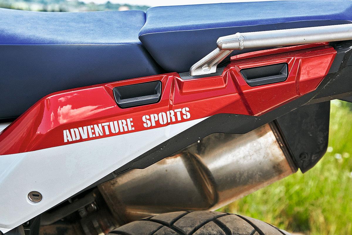 Тест Honda CRF1000L2 Adventure Sports. Открывая новую «Африку»