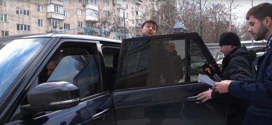 Машина Владимира Зеленского: на чём ездит будущий президент Украины