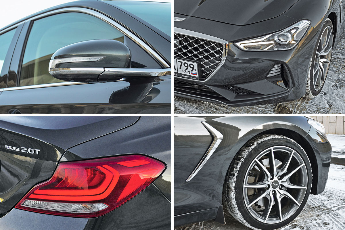 Genesis G70: два месяца за рулем, делимся впечатлениями