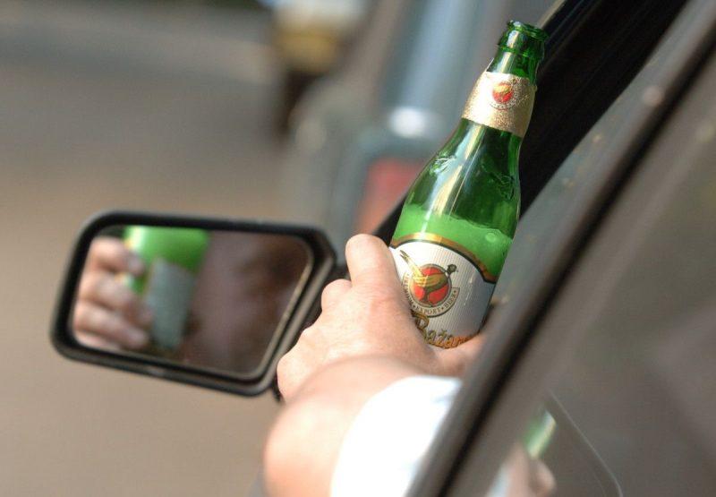 За пьянство за рулем могут начать конфисковывать машины
