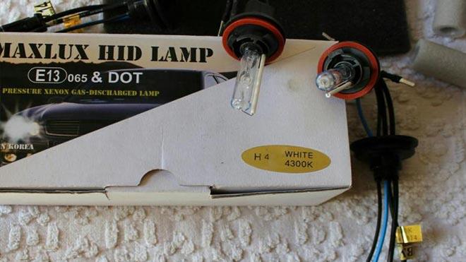 Лучшие лампочки H4