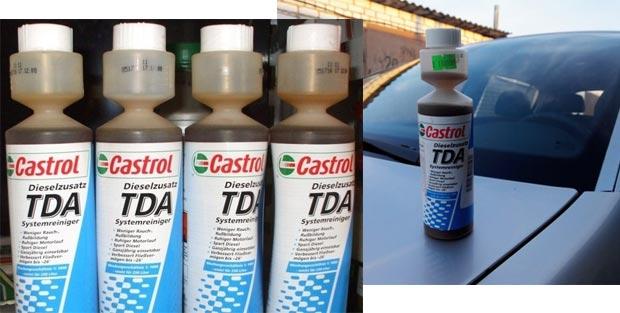 Castrol TDA. Улучшаем качество дизтоплива