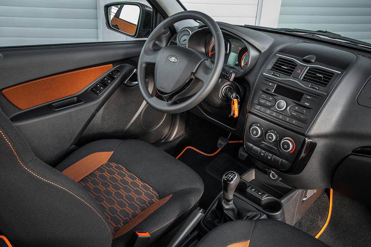 Lada Granta Cross 2019 года - Привкус Калины