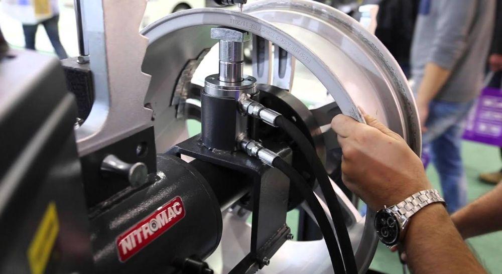 Что такое прокатка колёсных дисков и как она правильно выполняется