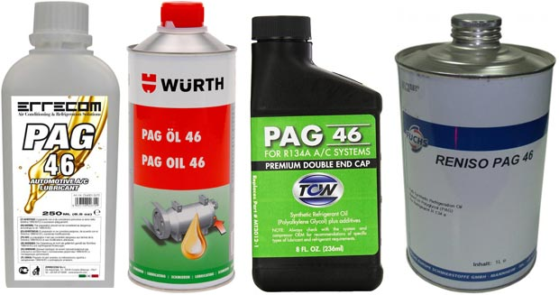 Компрессорное масло PAG 46