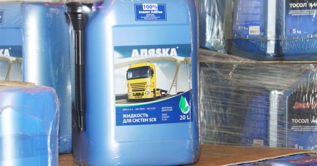 Жидкость для систем SCR. Придерживаемся экологических стандартов