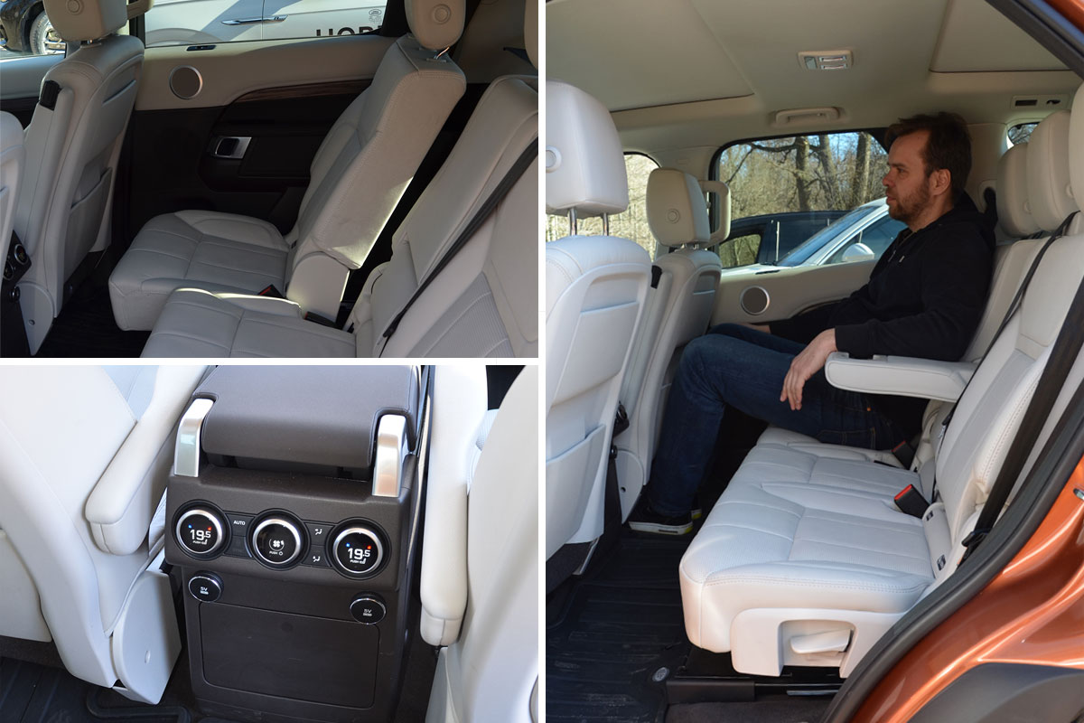 BMW X5 против Land Rover Discovery и Volkswagen Touareg