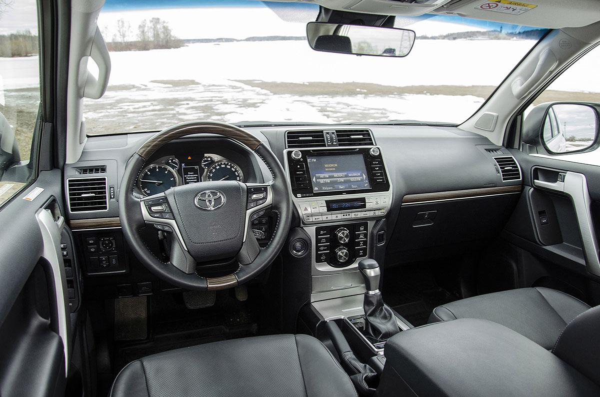 Toyota Land Cruiser Prado. Внедорожник, который вызывает привыкание