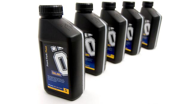 Как выбрать вилочное масло?
