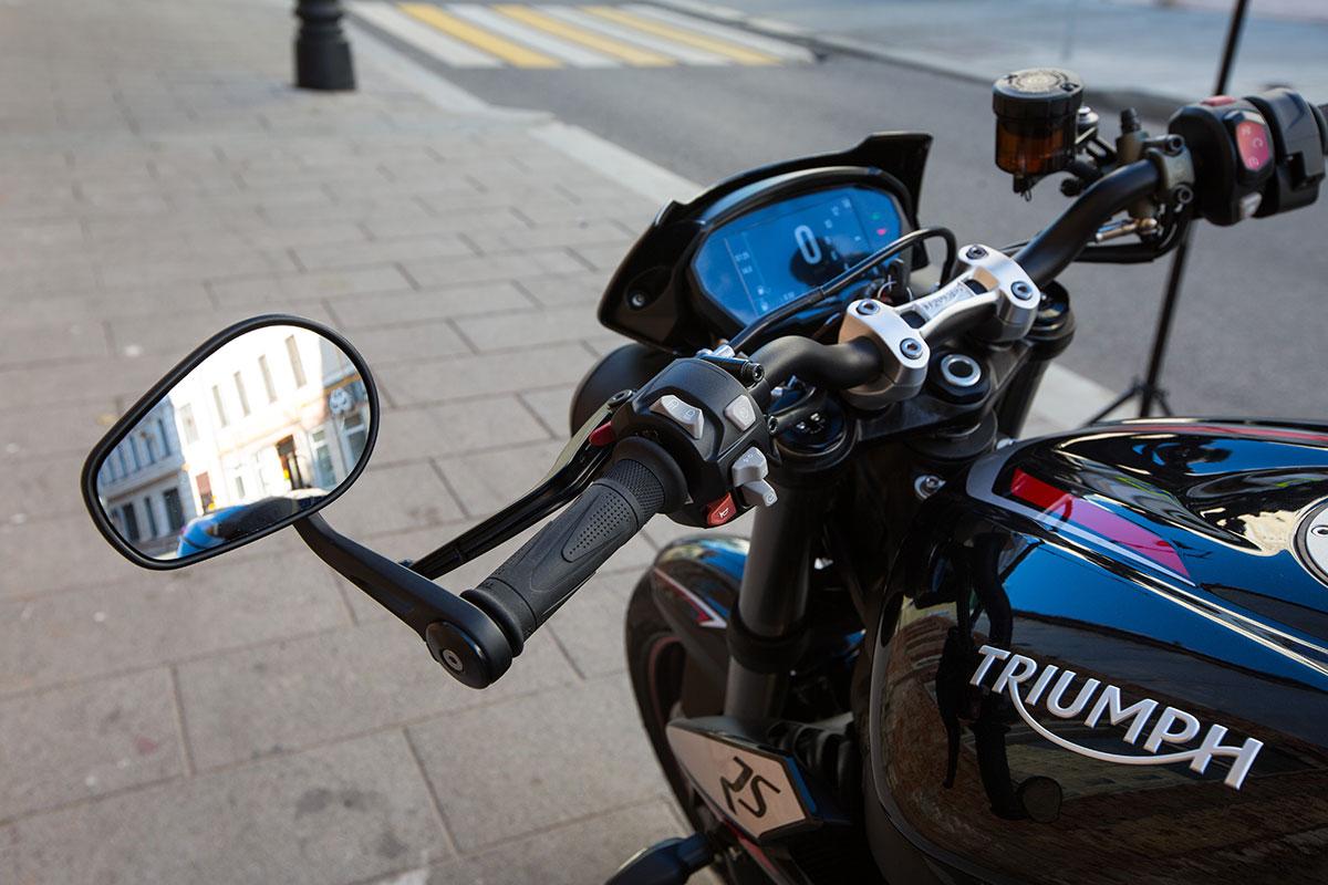 Тест Triumph Street Triple 765 RS. Лучший мотоцикл для города?