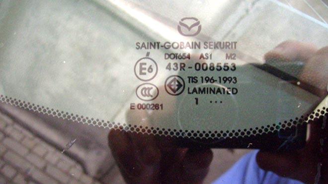 Как правильно выбрать и заменить лобовое стекло на Мазда СХ-5