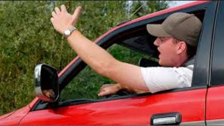 Что означает, если водитель показывает ладонь с растопыренными пальцами?