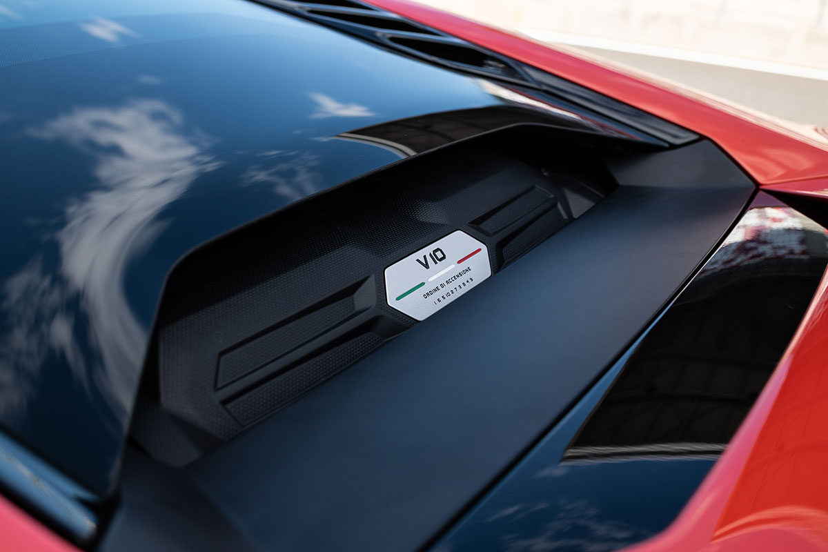 Тест-драйв Lamborghini Huracan Evo. День грома