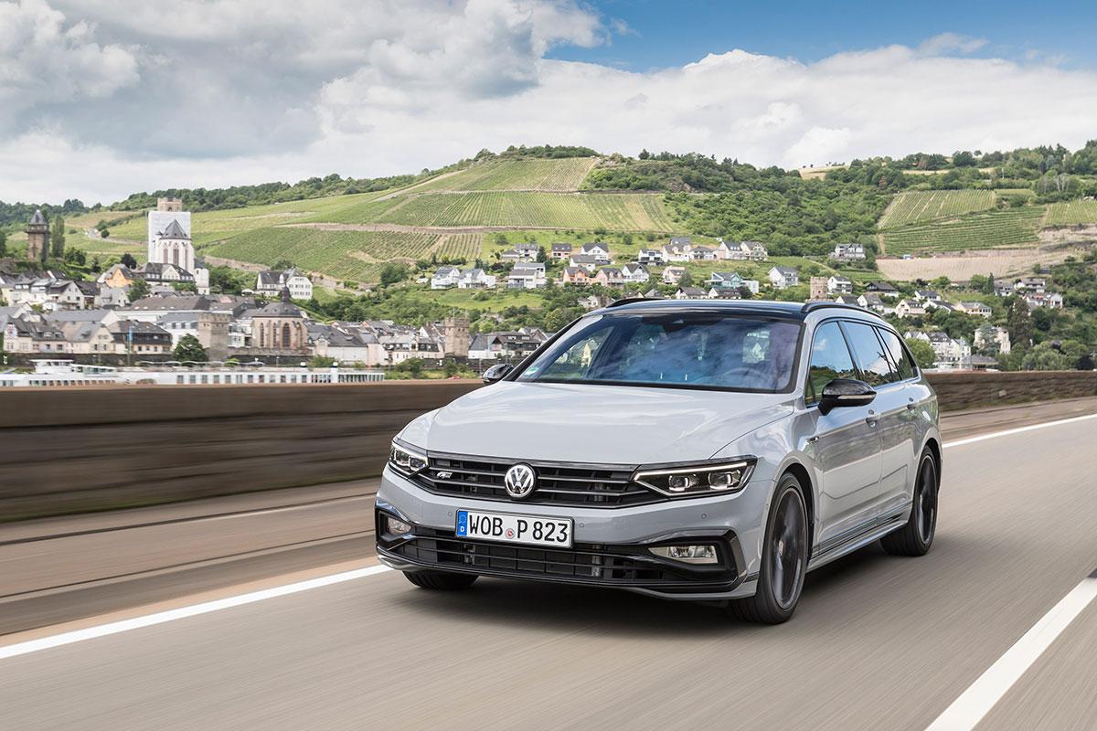 Тест-драйв Volkswagen Passat. Враг хорошего