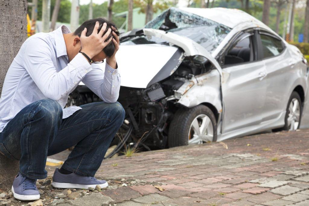 Порядок действий при попадании в дорожно-транспортное происшествие
