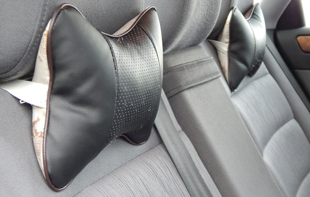 Автомобильная подушка для шеи: как сделать правильный выбор