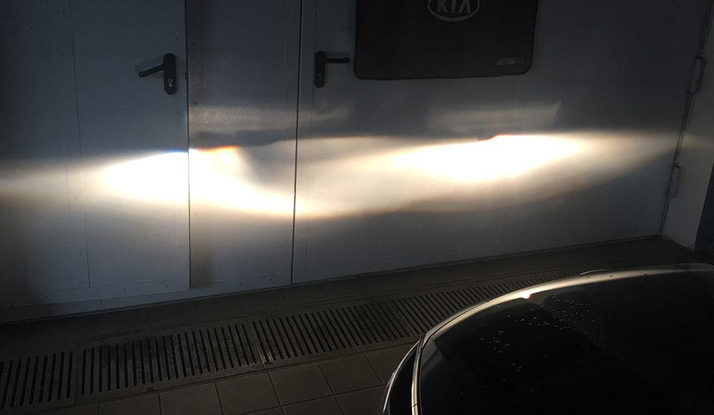 Что делать, если фары автомобиля светят тускло