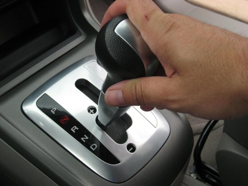 Правильное переключение передач на АКПП
