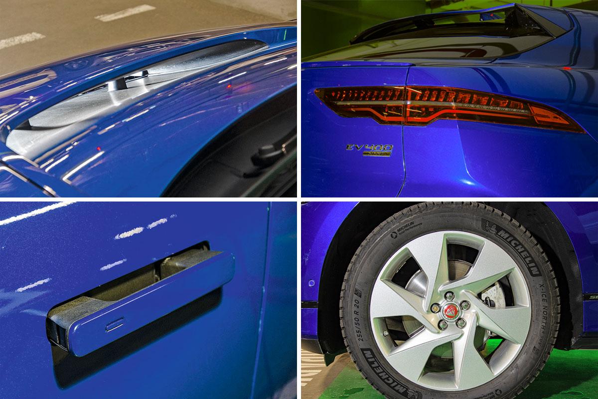 Тест-драйв Jaguar I-Pace. Плюсы и минусы электрокара в российских реалиях