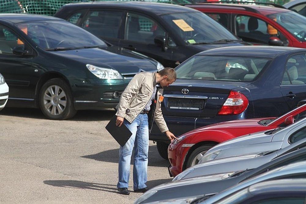 Как распознать перекупщика автомобилей