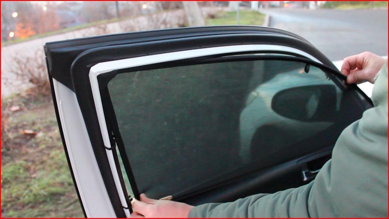 Сетка на стекла: интересный способ защиты
