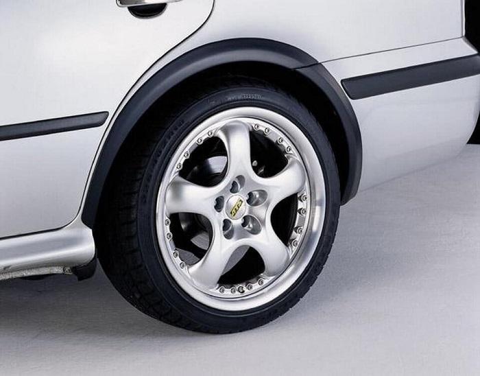 Накладки на колесные арки: советы по выбору
