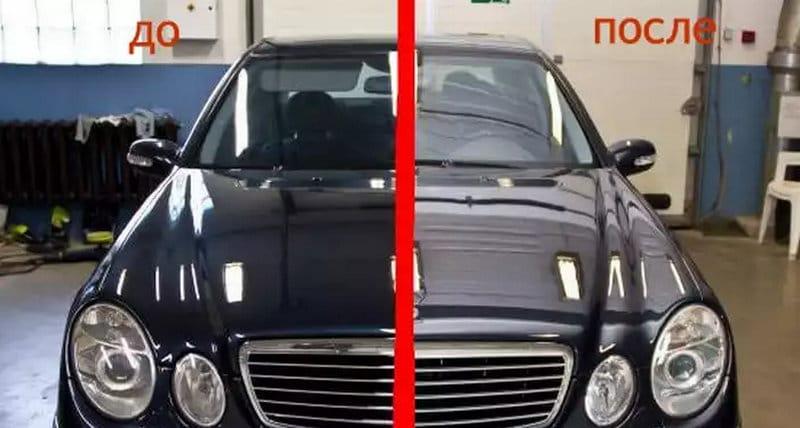 Жидкое стекло для покрытия авто: цели процедуры