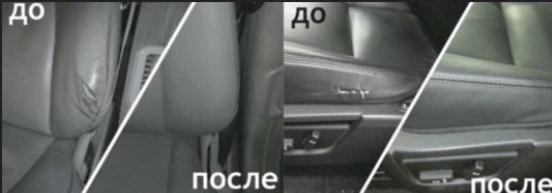 Восстанавливаем сидения в машине своими руками
