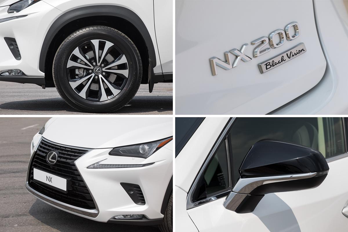 Тест-драйв Lexus LX, RX и NX. «Черная» серия