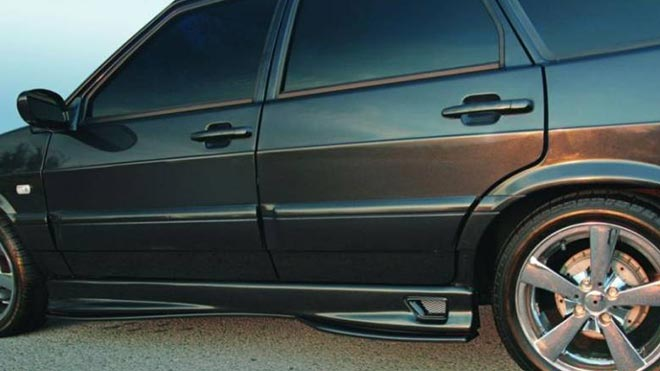 Особенности порогов автомобилей ВАЗ 2114 и 2115: конструкция, цены, производители