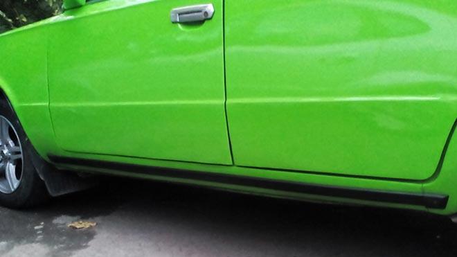 Подробная инструкция по замене порогов на автомобиле ВАЗ 2106