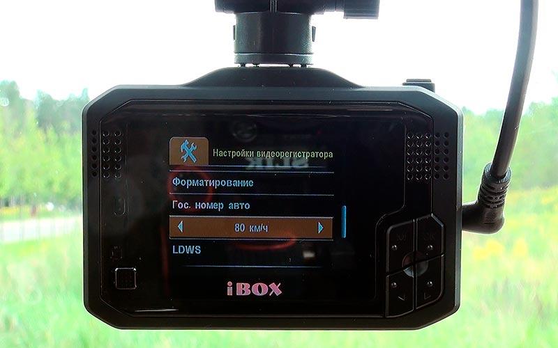 Обзор видеорегистратора iBOX F5 WiFi SIGNATURE A12: все плюсы и минусы