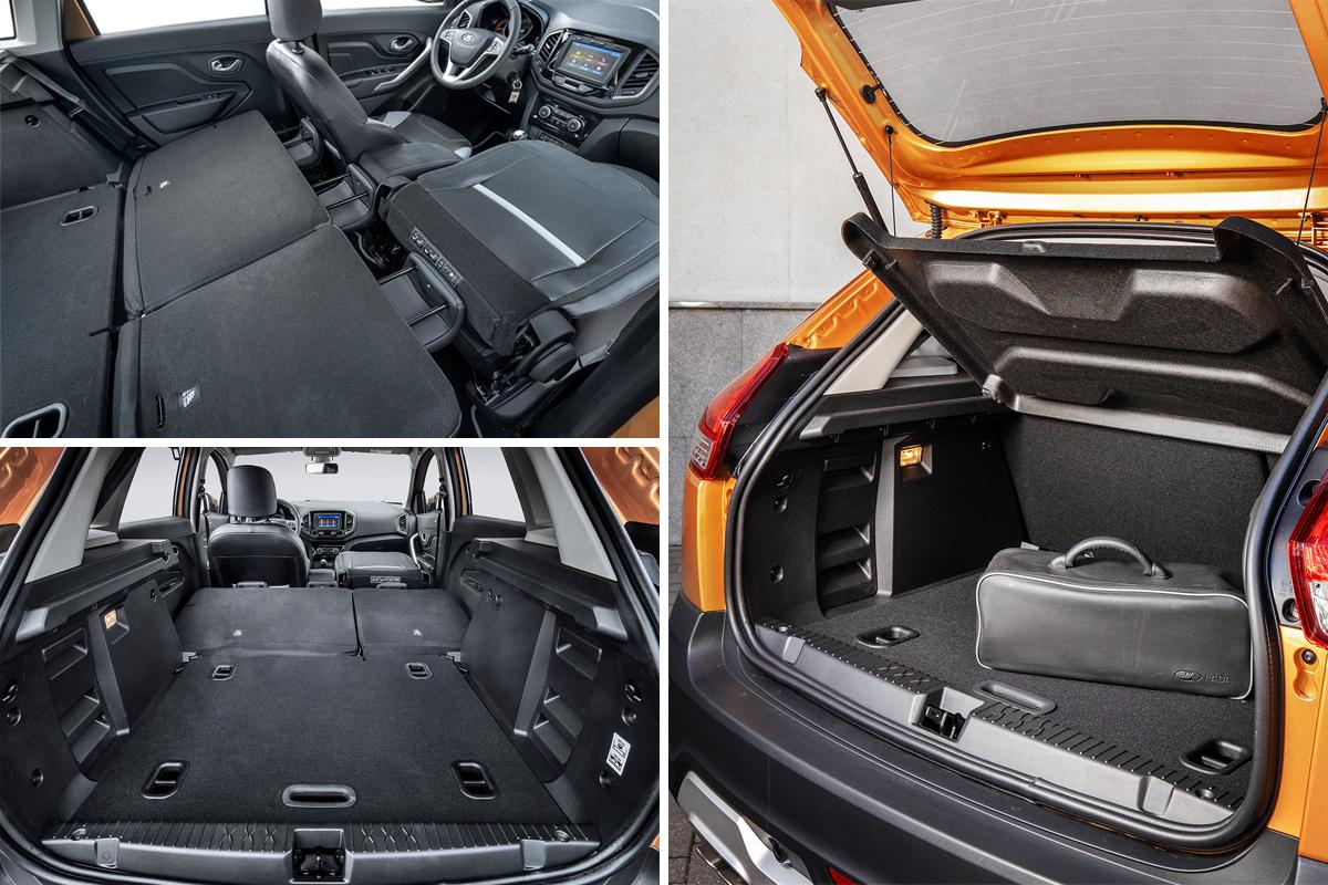 Тест-драйв Lada Xray Cross с вариатором. Коробка с сюрпризом