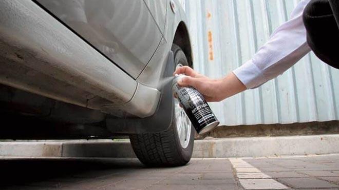 Чем лучше обработать пороги автомобиля снаружи от коррозии