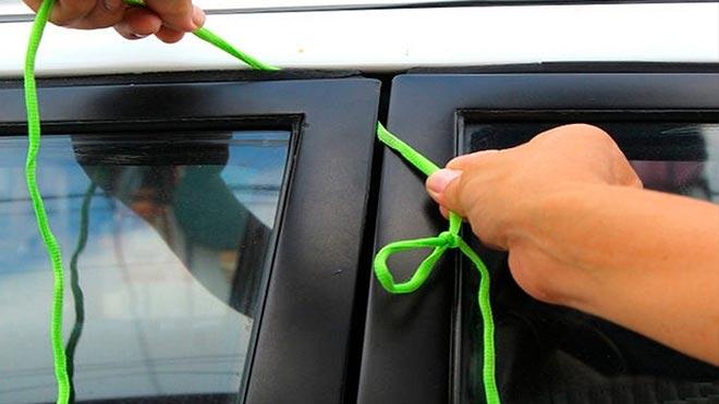 Все способы открытия двери машины без ключа