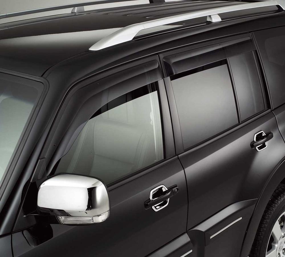 Как самостоятельно установить дефлектор на автомобиль