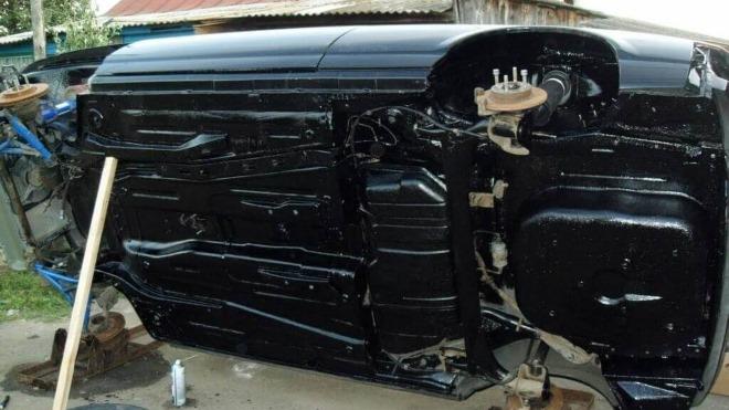 Подробная инструкция по установке шумоизоляции на днище авто