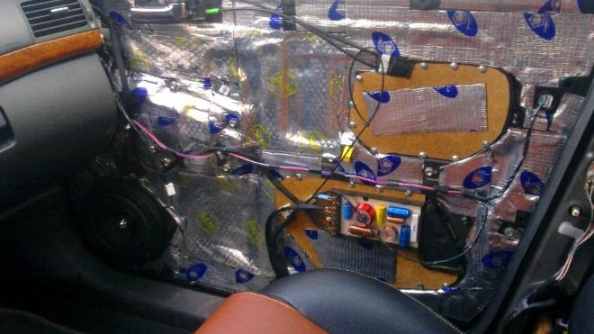 Как правильно сделать шумоизоляцию двери автомобиля своими руками
