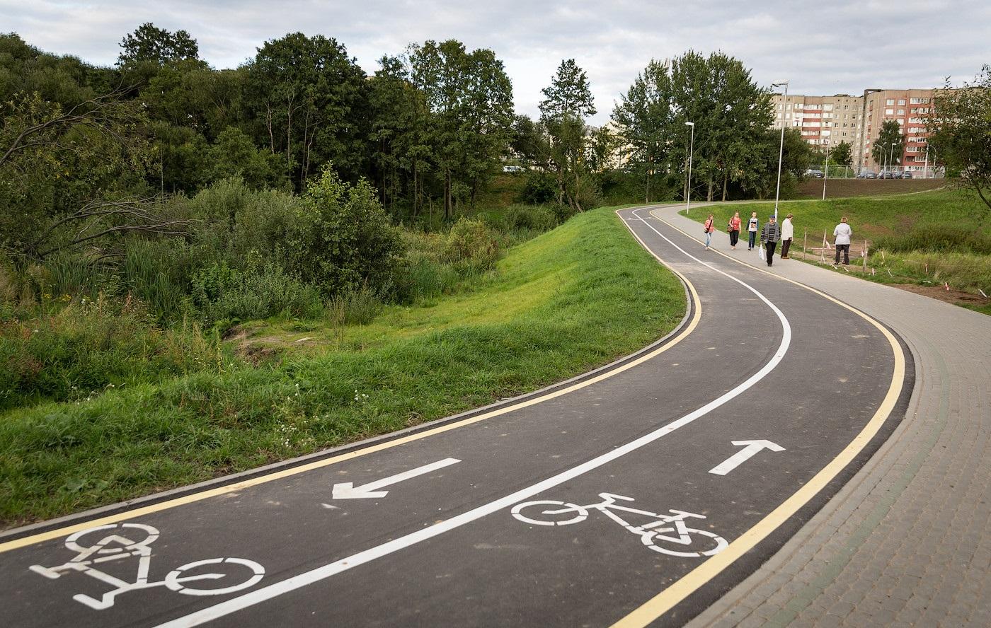 Полная информация о знаке «Велосипедная дорожка»